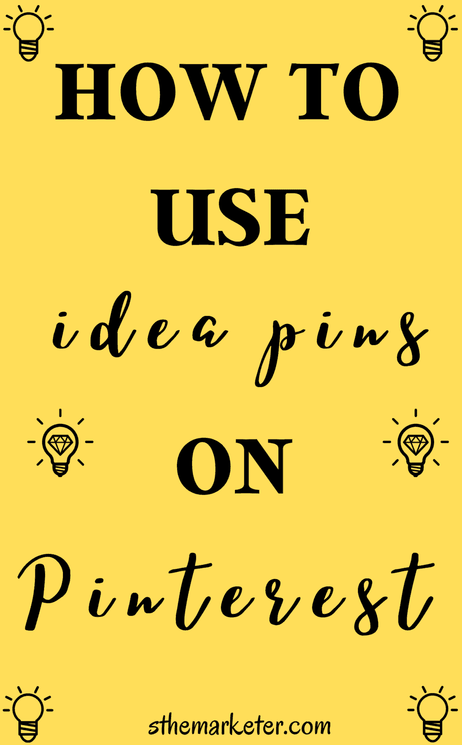 Read more about the article How to Use Idea Pins on Pinterest, Formely Know as Story Pins